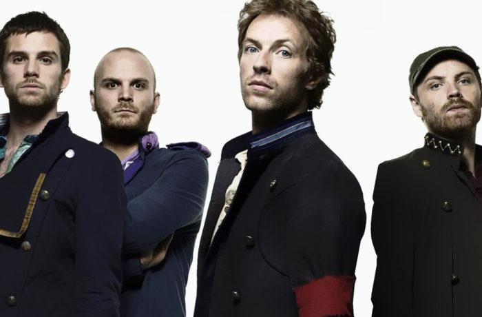 Coldplay annunciano un concerto a Reggio Emilia
