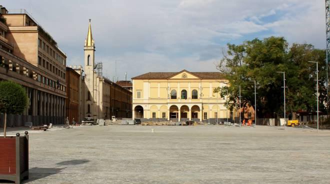 Il circolo Guido Baldo riapre in Piazza della Vittoria